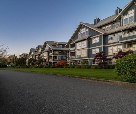 condo development in the brechin hill neighbourhood, nanaimo bc